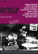 Don's Plum - German Movie Poster (xs thumbnail)