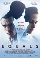 Equals - Dutch Movie Poster (xs thumbnail)