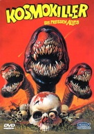 Return of the Aliens: The Deadly Spawn - German DVD cover (xs thumbnail)