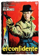 Le doulos - Spanish Movie Poster (xs thumbnail)