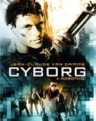 Cyborg - Hungarian Blu-Ray movie cover (xs thumbnail)