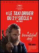 You Were Never Really Here - French Movie Poster (xs thumbnail)