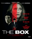 The Box - Finnish Blu-Ray movie cover (xs thumbnail)