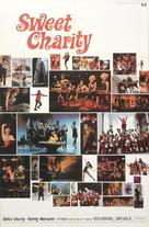 Sweet Charity - Movie Poster (xs thumbnail)
