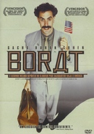 Borat: Cultural Learnings of America for Make Benefit Glorious Nation of Kazakhstan - Brazilian Movie Cover (xs thumbnail)