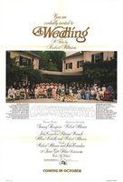 A Wedding - Movie Poster (xs thumbnail)