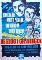 Command Decision - Swedish Movie Poster (xs thumbnail)