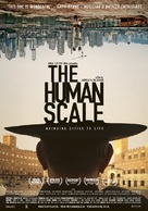 The Human Scale - Dutch Movie Poster (xs thumbnail)