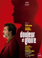 Dolor y gloria - French Movie Poster (xs thumbnail)