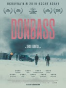 Donbass - Turkish Movie Poster (xs thumbnail)