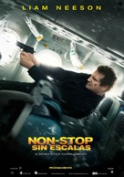 Non-Stop - Argentinian Movie Poster (xs thumbnail)