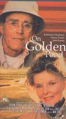 On Golden Pond - British VHS movie cover (xs thumbnail)