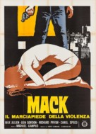 The Mack - Italian Movie Poster (xs thumbnail)