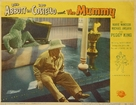 Abbott and Costello Meet the Mummy - poster (xs thumbnail)