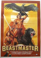 The Beastmaster - Swedish Movie Poster (xs thumbnail)