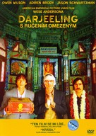 The Darjeeling Limited - Czech Movie Cover (xs thumbnail)