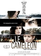 The Chameleon - French Movie Poster (xs thumbnail)
