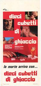 Run Like a Thief - Italian Movie Poster (xs thumbnail)
