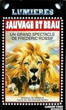 Sauvage et beau - French VHS cover (xs thumbnail)