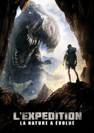 Extinction - Canadian DVD cover (xs thumbnail)