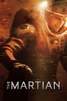 The Martian - Movie Cover (xs thumbnail)