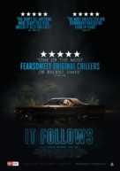 It Follows - Australian Movie Poster (xs thumbnail)