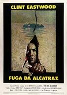 Escape From Alcatraz - Italian Movie Poster (xs thumbnail)