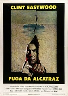 Escape From Alcatraz - Italian Movie Poster (xs thumbnail)