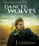 Dances with Wolves - Blu-Ray movie cover (xs thumbnail)