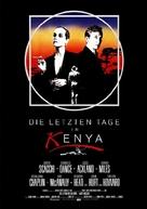 White Mischief - German Movie Poster (xs thumbnail)