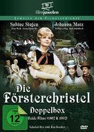 Försterchristel, Die - German Movie Cover (xs thumbnail)