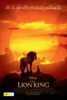 The Lion King - Australian Movie Poster (xs thumbnail)