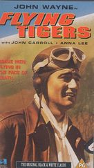 Flying Tigers - VHS cover (xs thumbnail)