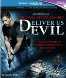 Deliver Us from Evil - British Blu-Ray movie cover (xs thumbnail)