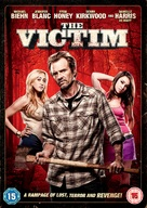 The Victim - British DVD cover (xs thumbnail)
