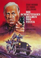 The Invincible Six - German Movie Poster (xs thumbnail)