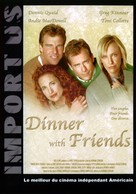 Dinner with Friends - French DVD movie cover (xs thumbnail)