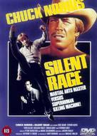 Silent Rage - British DVD cover (xs thumbnail)