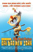 Monkey King Reloaded - Vietnamese Movie Poster (xs thumbnail)