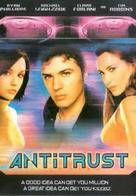 Antitrust - DVD movie cover (xs thumbnail)