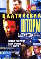 Baltic Storm - Russian DVD cover (xs thumbnail)