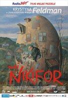 Mój Nikifor - Polish Movie Poster (xs thumbnail)
