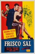 Frisco Sal - Re-release poster (xs thumbnail)