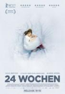 24 Wochen - Belgian Movie Poster (xs thumbnail)
