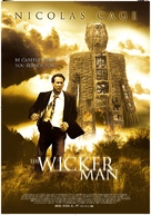 The Wicker Man - Dutch Movie Poster (xs thumbnail)