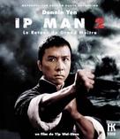 Yip Man 2: Chung si chuen kei - French Blu-Ray cover (xs thumbnail)