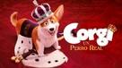 The Queen's Corgi - Mexican Movie Cover (xs thumbnail)