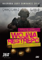 Restrepo - Polish Movie Cover (xs thumbnail)