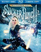 Sucker Punch - Blu-Ray cover (xs thumbnail)
