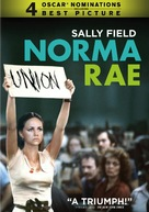 Norma Rae - DVD movie cover (xs thumbnail)